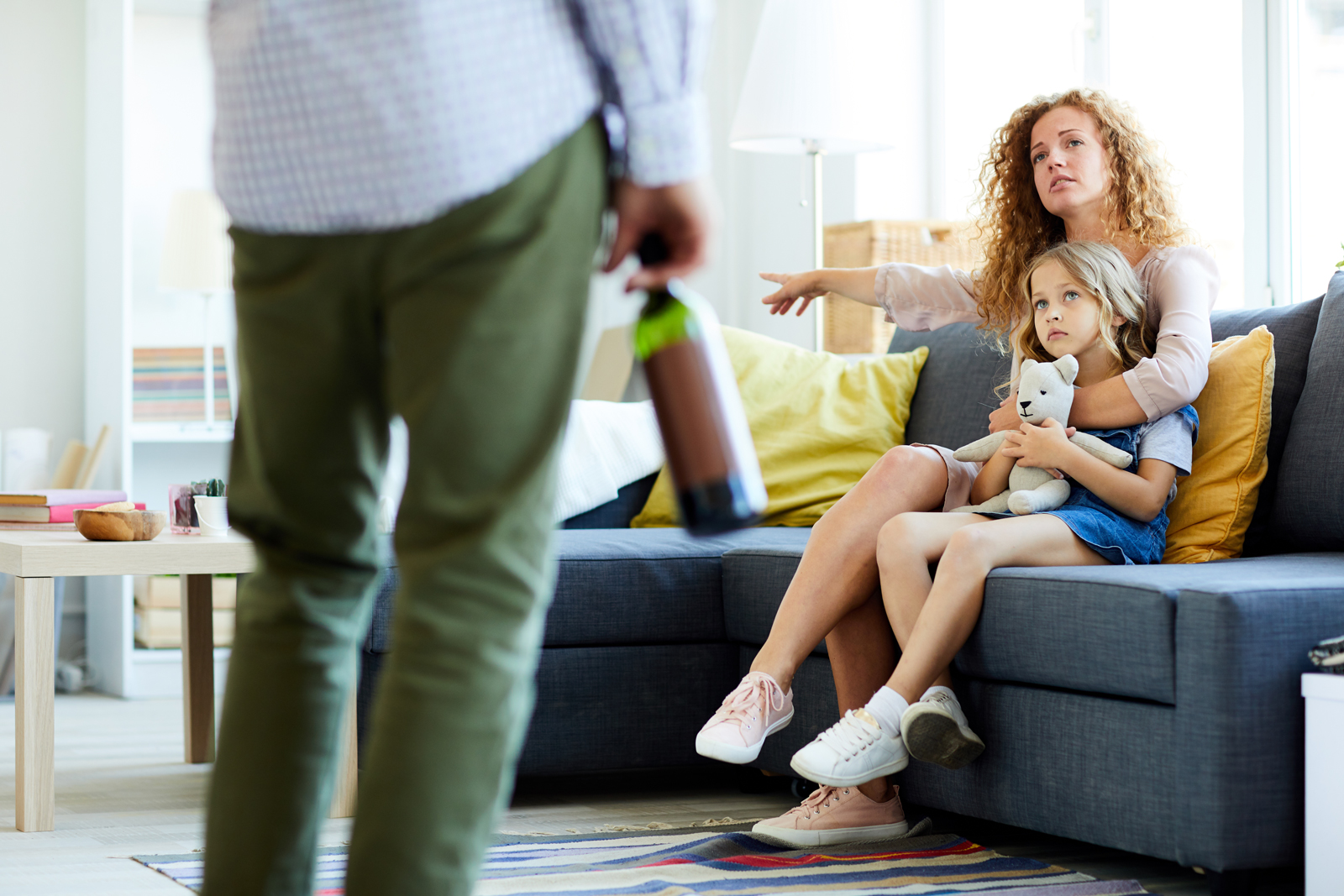 Wpływ uzależnienia od alkoholu na funkcjonowaniu całej rodziny